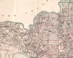 1927 Atlas of West Philadelphia
