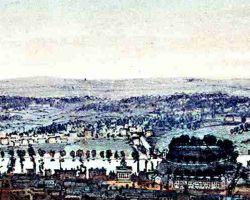 West Philadelphia, 1850