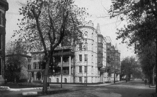 Apartment House, 39th and Spruce