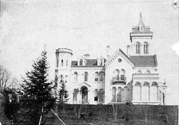 "Eastwick's House ""Bartram Hall"""
