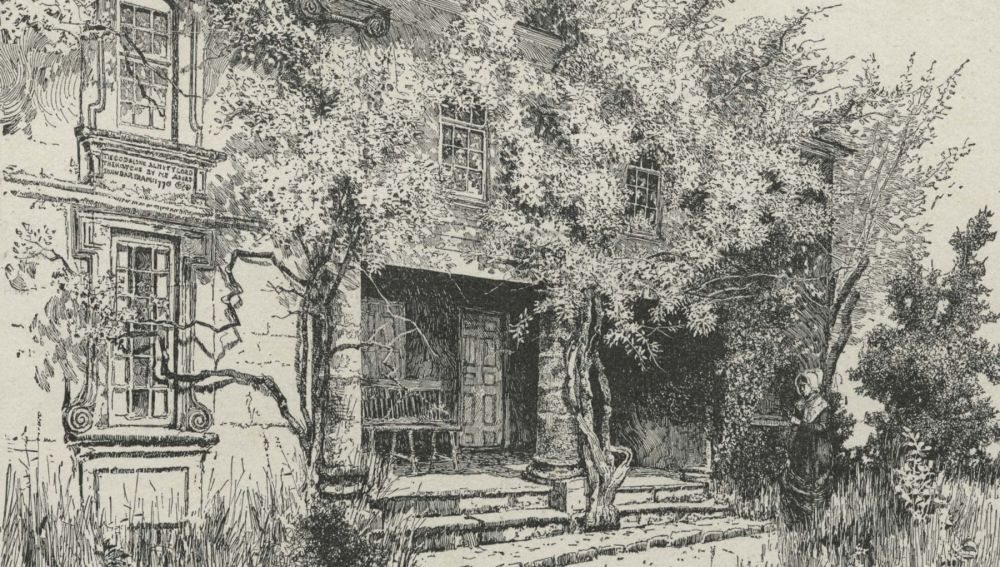 House of John Bartram, the Colonial Botanist and Agriculturist
