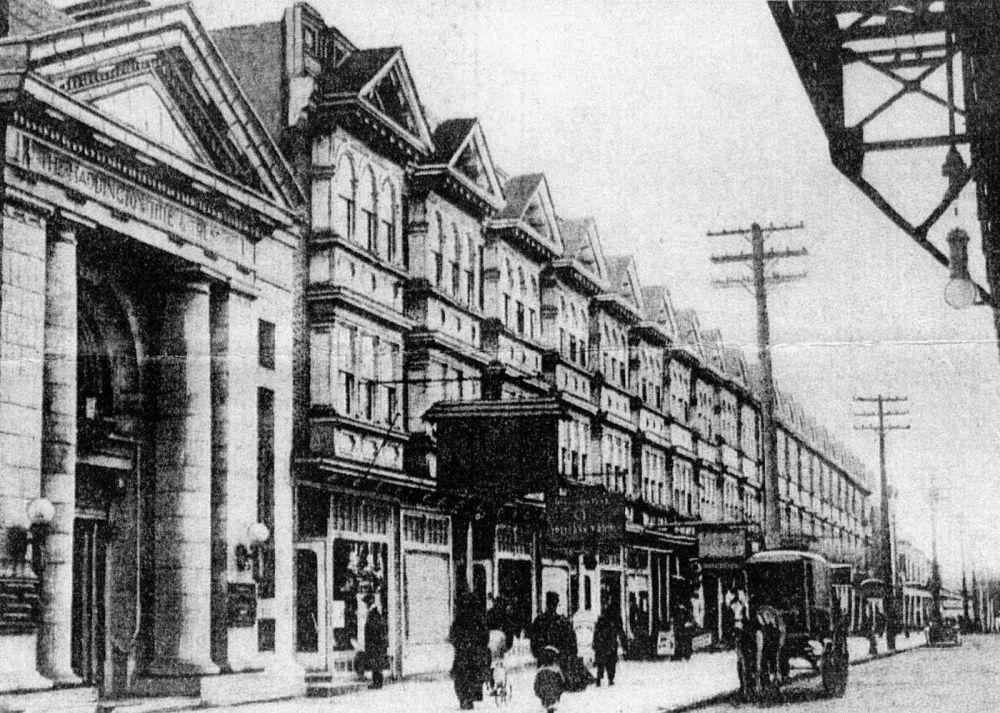 Market Street, 1914