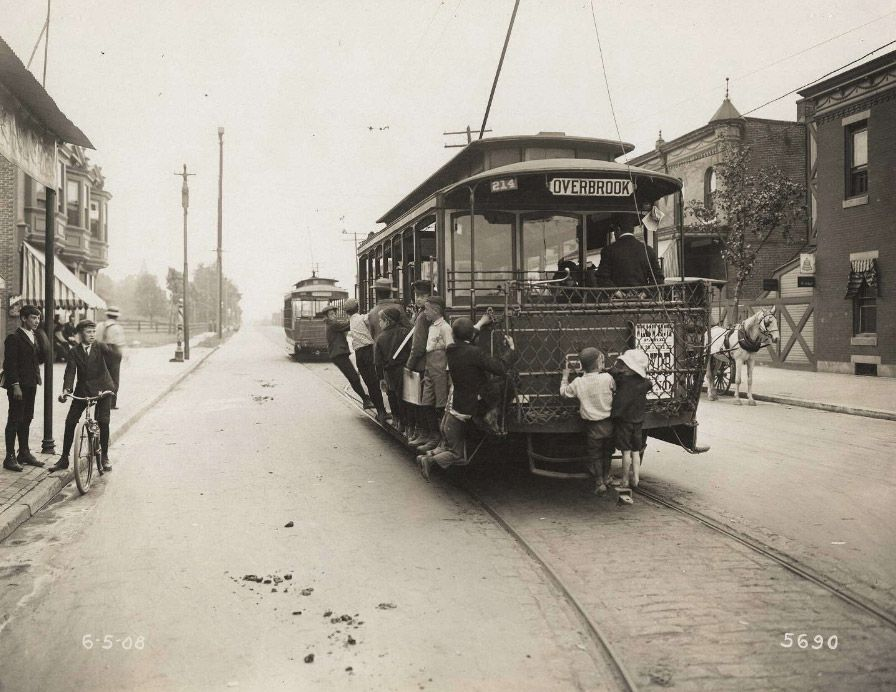 Overbrook Trolley