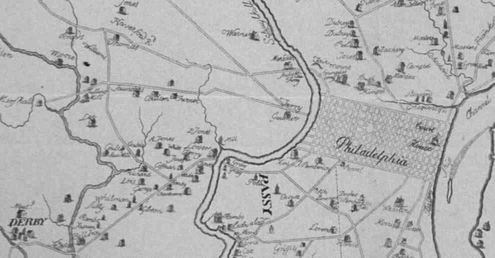 Philadelphia County, 1749