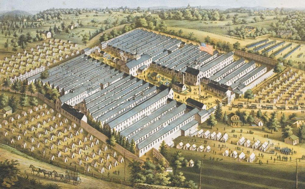 Satterlee U.S.A. General Hospital
