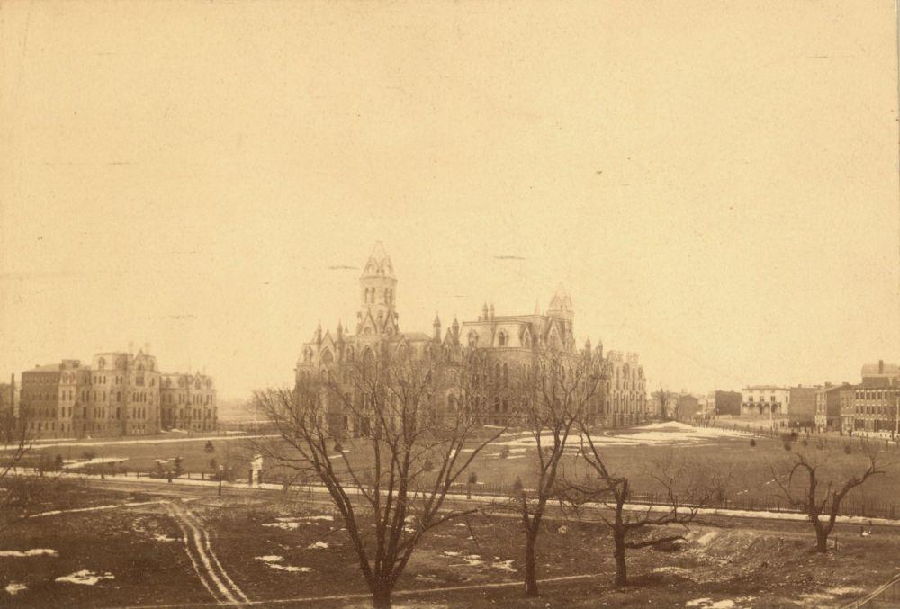 University of Pennsylvania, 1883