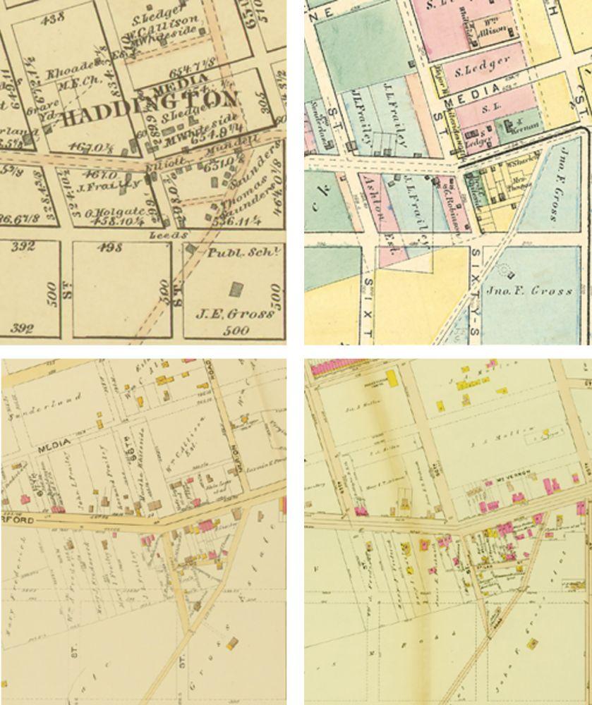 Haddington's Central Crossroads