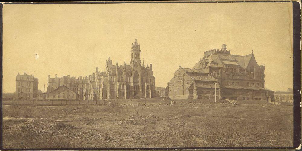 University of Pennsylvania, 1891