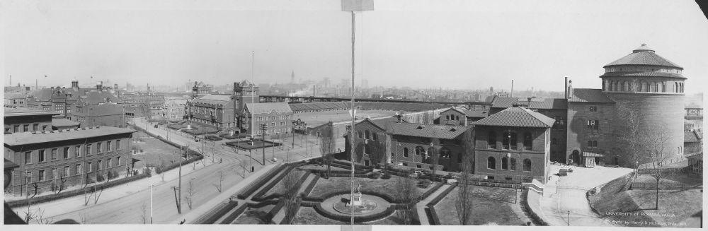 University of Pennsylvania, 1915