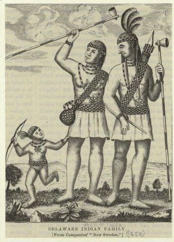 Lenape Family