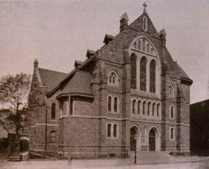 Asbury Methodist Episcopal Church
