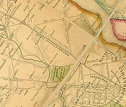 Heston Property, 1843
