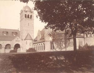 Patterson Memorial Presbyterian Church, c. 1901