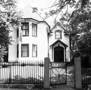 Robert D. Work's House