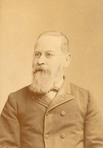 Thomas Webb Richards, c. 1880